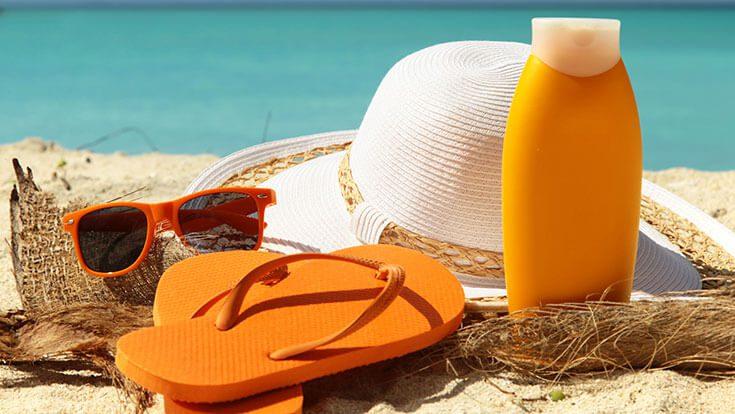 Die Haut VorbereitenSchutzprodukte Sie Auf Sonne Sollten Wie Oym8Nnwv0P